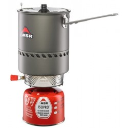 Stove system Reactor 1.7