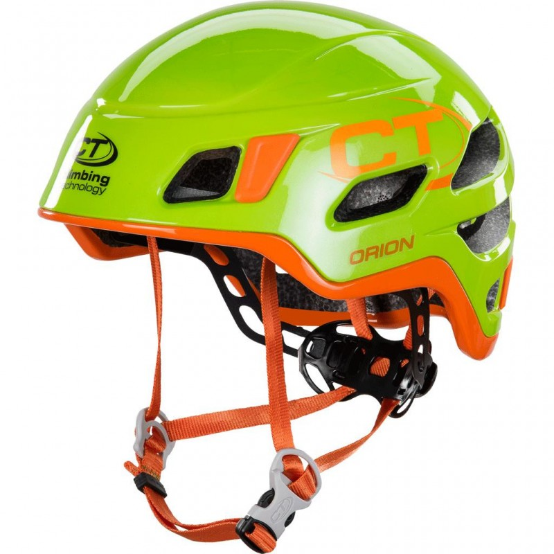 Sportovní helma Climbing Technology Orion Zelená