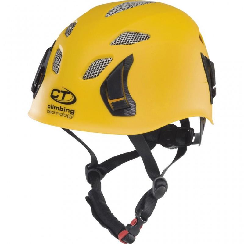 Lezecká helma Climbing Technology Stark Žlutá c487f4367b6