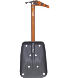 Shovel and ice axe kit...