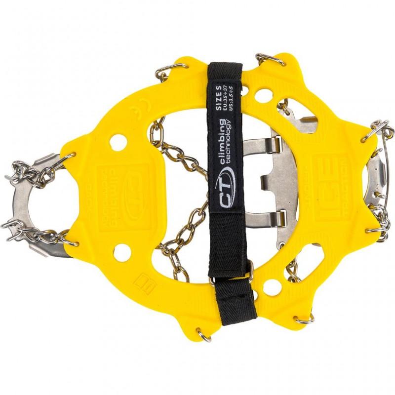 Nesmeky Climbing Technology Ice traction+ Žlutá