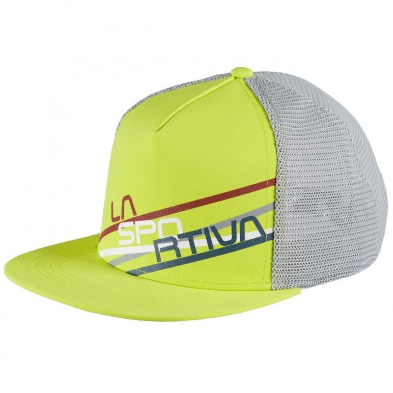 4584a752 Kšiltovka La Sportiva Trucker hat stripe 2.0 Apple Green
