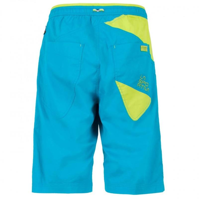 Pánské lezecké šortky La Sportiva Bleauser XL Tropic Blue
