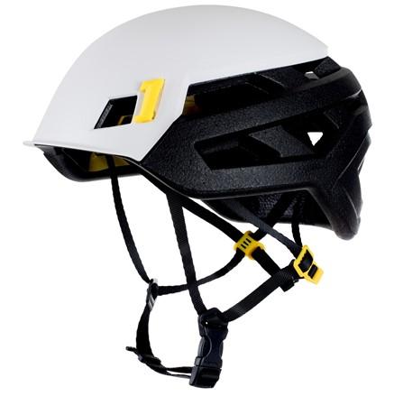Lezecká helma Mammut Wall Rider MIPS Bílá