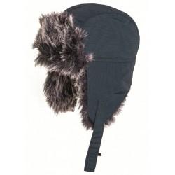 Hat Faux fur