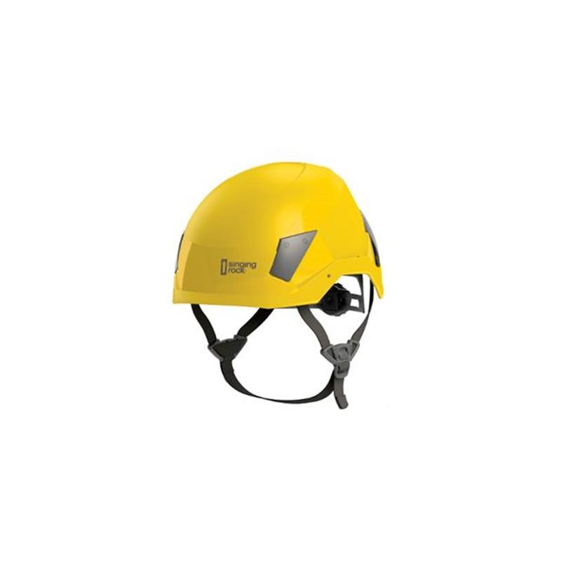 Pracovní helma Singing rock Flash industry Žlutá