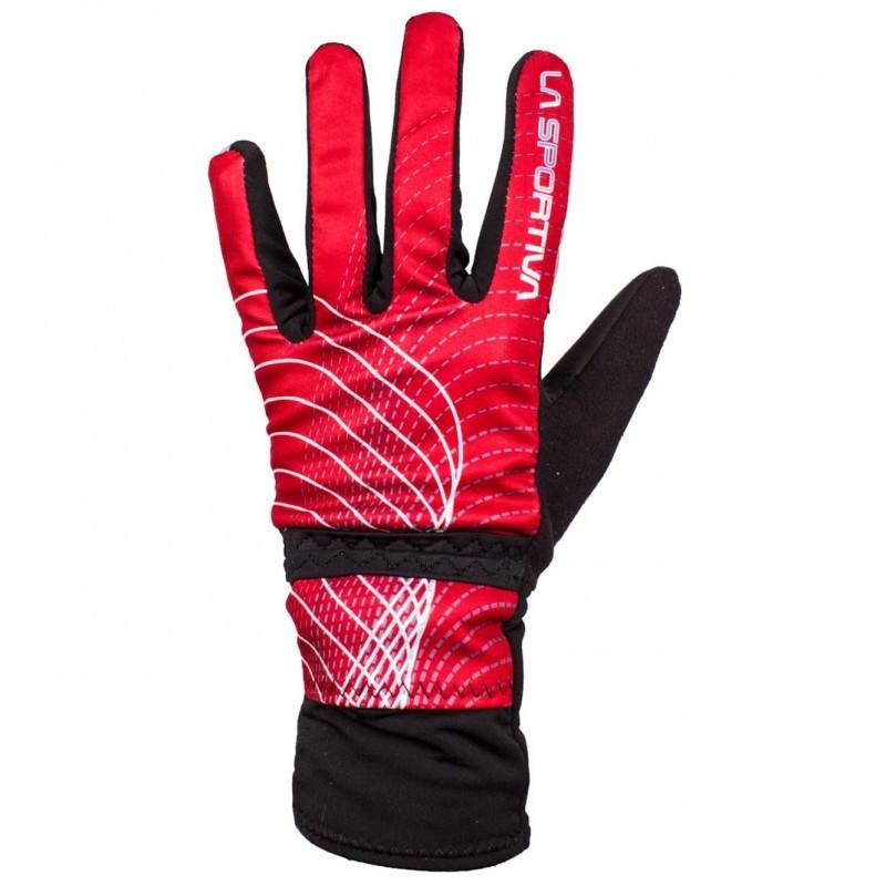 Dámské rukavice La Sportiva Winter running Berry