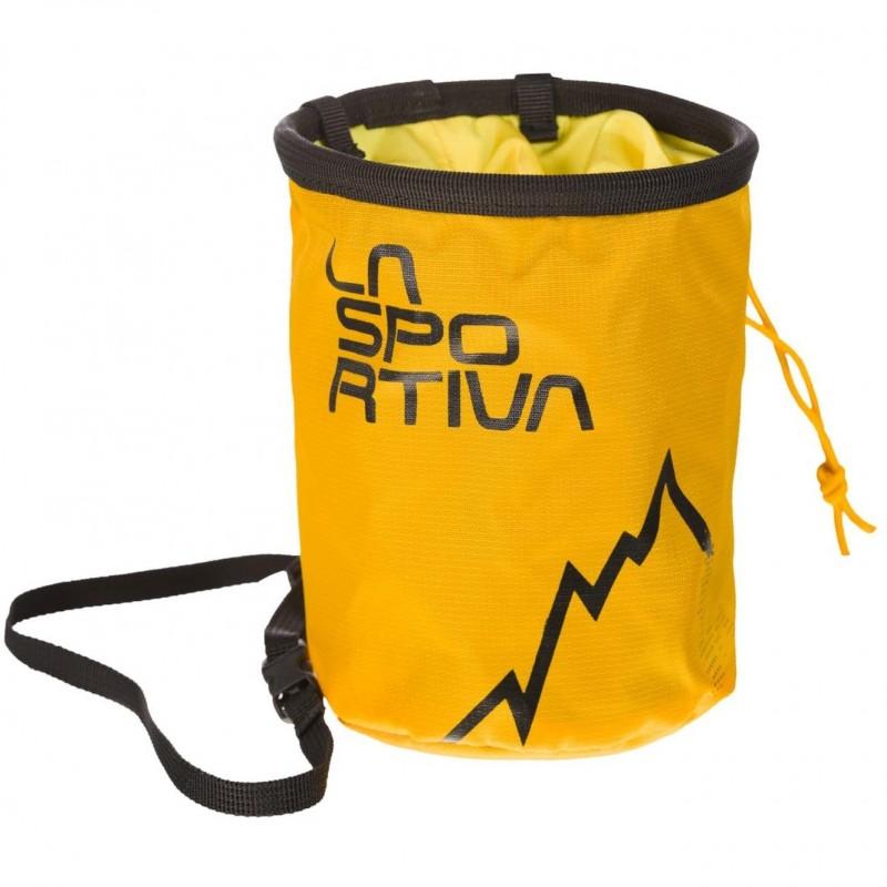 Pytlík na magnezium La Sportiva LSP Žlutá