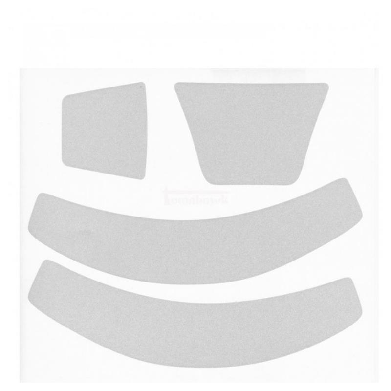 Reflektivní nálepky Petzl Vertex Stříbrná