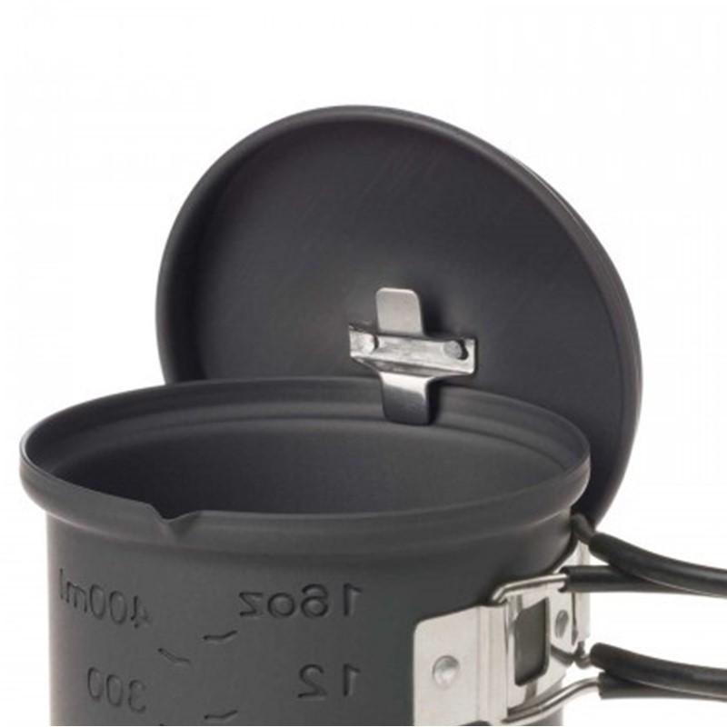 Souprava na vaření Esbit ES1103 Stříbrná