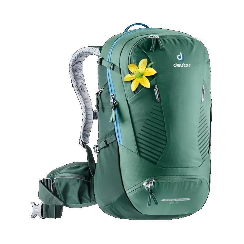 Batoh Deuter Trans Alpine 28 SL Sea Green