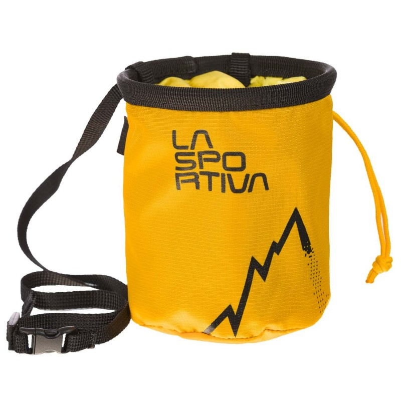 Pytlík na magnesium La Sportiva Laspo Kid Žlutá